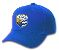 Force Hat with logo - Royal