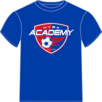 Royal Dri-Fit Academy Tee