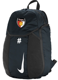 Optional Club Team Texans Backpack - Black ***Allow 2 weeks for delivery***