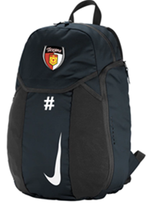 Optional Club Team Texans Backpack - Black ***Allow 2 weeks for delivery***                 Image